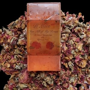For All of My Roses Natural Soap
